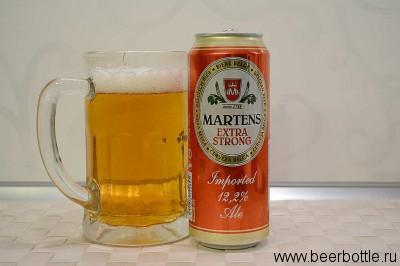 Пиво Martens Extra Strong