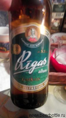 Пиво Rigas Alus