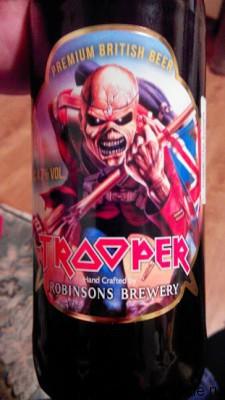 Пиво Trooper