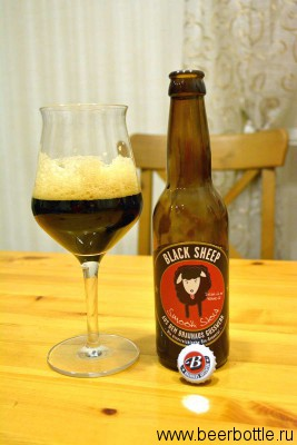 Пиво Black Sheep Smooth Stout