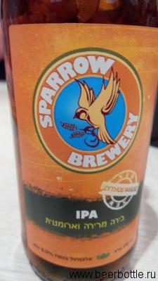 Пиво Zythos Wheat Ipa Sparrow Brewery