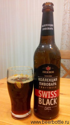Коллекция пивовара Swiss Black
