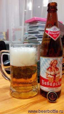 Пиво Баварское от Вятича