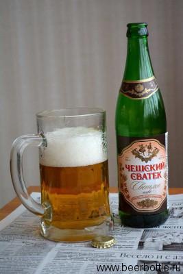 Пиво Чешский сватек