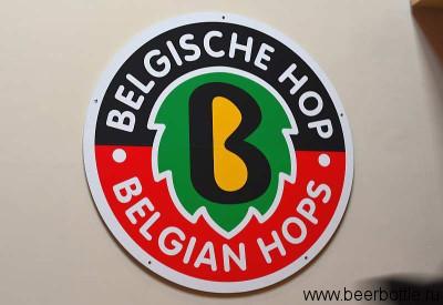 Belgian Hops