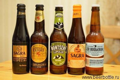 Испансоке крафтовое пиво