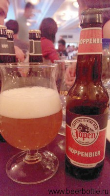 Пиво Jopen Hoppenbier