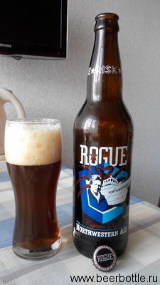 Пиво Rogue Captain Sig's Northwestern