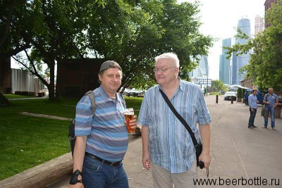 Павел Егоров и Александр Петроченков