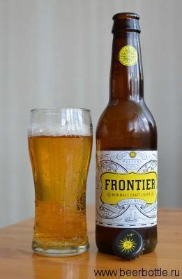 Пиво Frontier