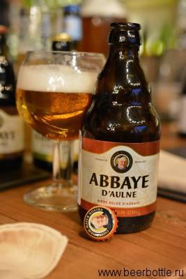 Пиво Abbaye d'Aulne Premier Cru