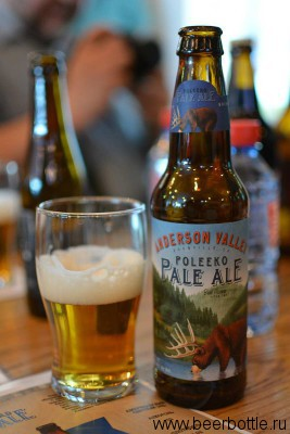 Пиво Anderson Valley Pale Ale