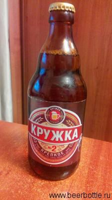 Пиво Кружка №2 Крепкое