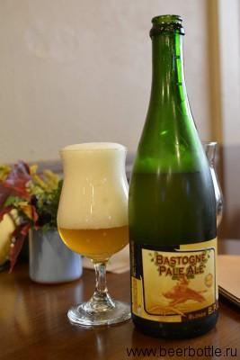 Пиво Bastogne Pale Ale