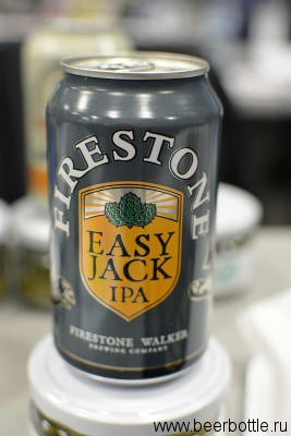 Пиво Firestone Easy Jack IPA