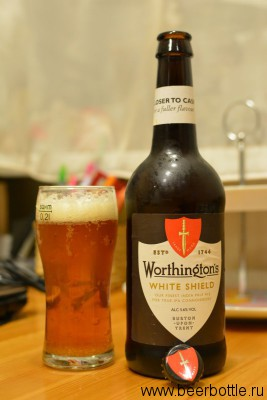 Пиво Worthington's White Shield