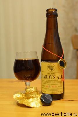 Пиво Tomas Hardy`s 2006