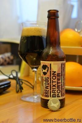 Пиво Brixton Porter