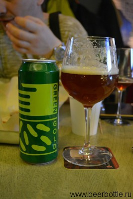Пиво Mikkeller Green Gold