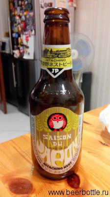 Пиво Hitachino Nest Japanese Classic Ale