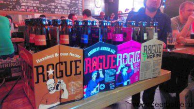 Пиво Rogue