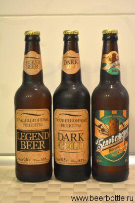Пиво Брестский завод