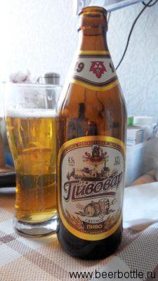 Пиво Пивовар Моршанск