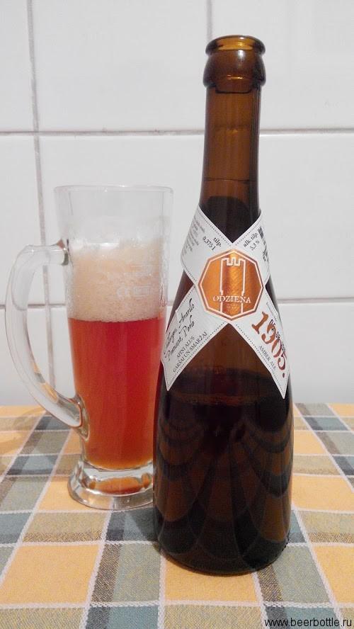 Пиво 1905 Amber Ale