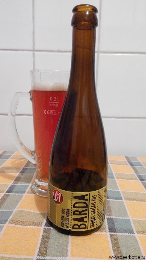Пиво BardaIPA
