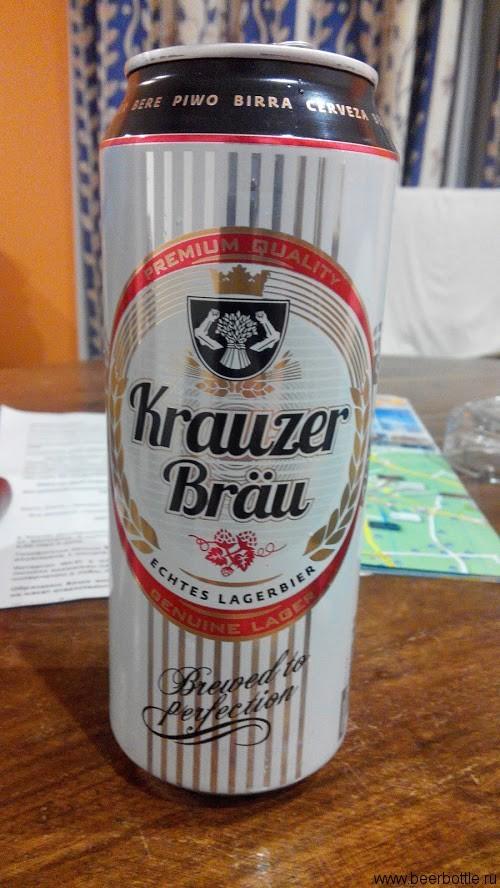 Пиво Krauzer Brau