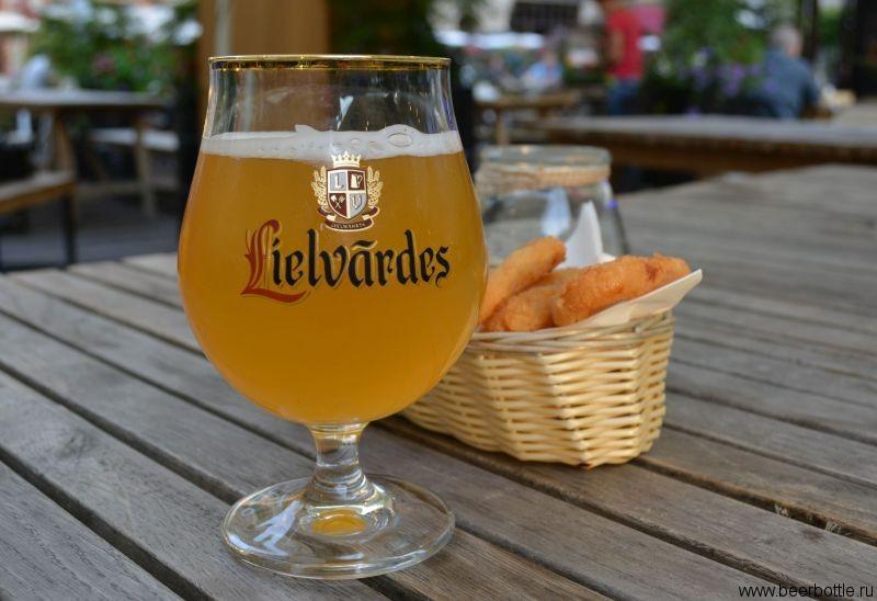 Пиво Lielvardes