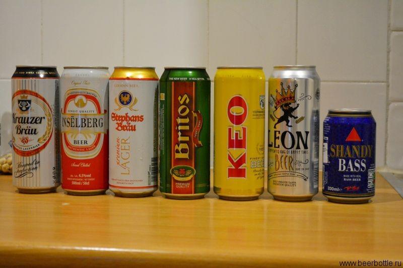 Пиво на Кипре