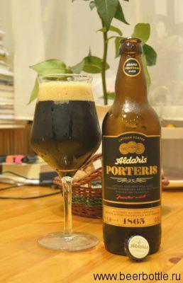 Пиво Aldaris Porteris
