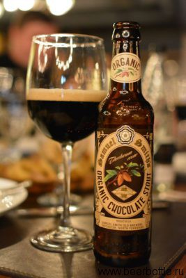 ПивоSamuel Smith's Organic Chocolate Stout