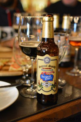Пиво Samuel Smith Oatmel Stout