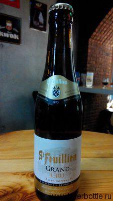 Пиво Grand Cru  Brasserie St-Feuillien