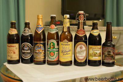 Пиво в Нюрнберге