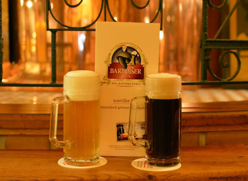 Пиво из Barfüßer