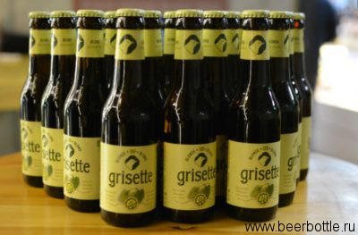 Пиво Grisette Blonde Gluten Free