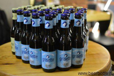 Пиво Grisette Blanche