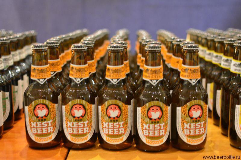 Пиво Hitachino Nest Weizen