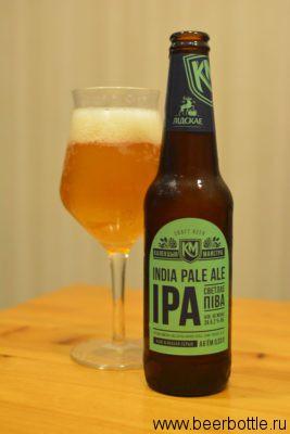 пиво Лидское IPA