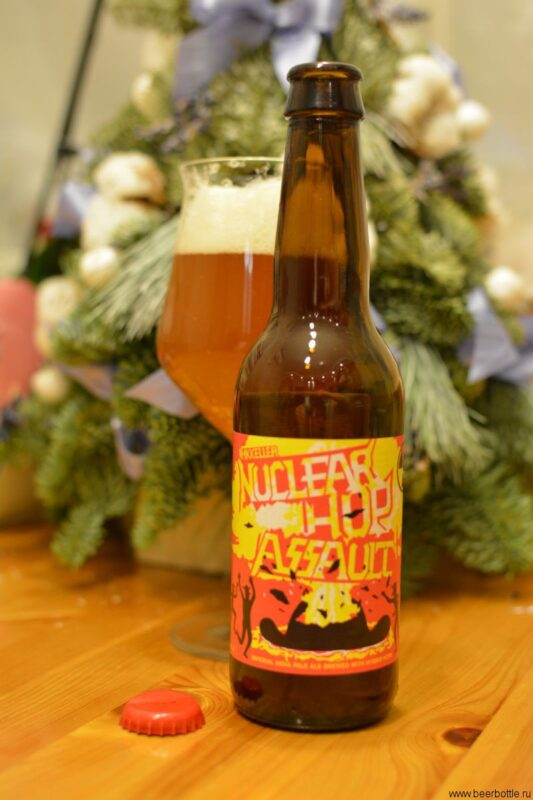 Пиво Nuclear Hop Assault
