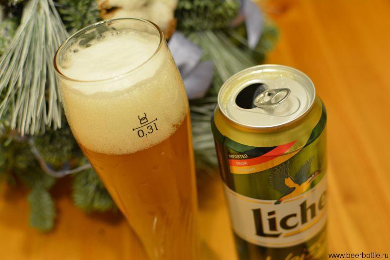Пиво Licher Weizen