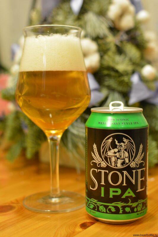 Пиво Stone IPA