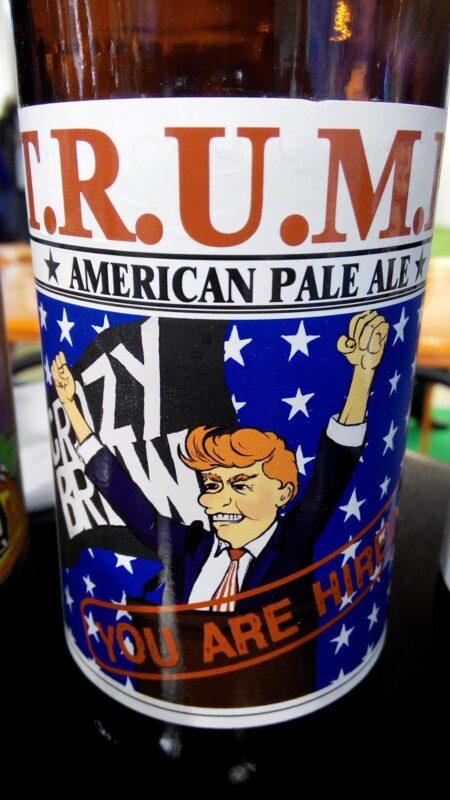 Пиво T.R.U.M.P. APA