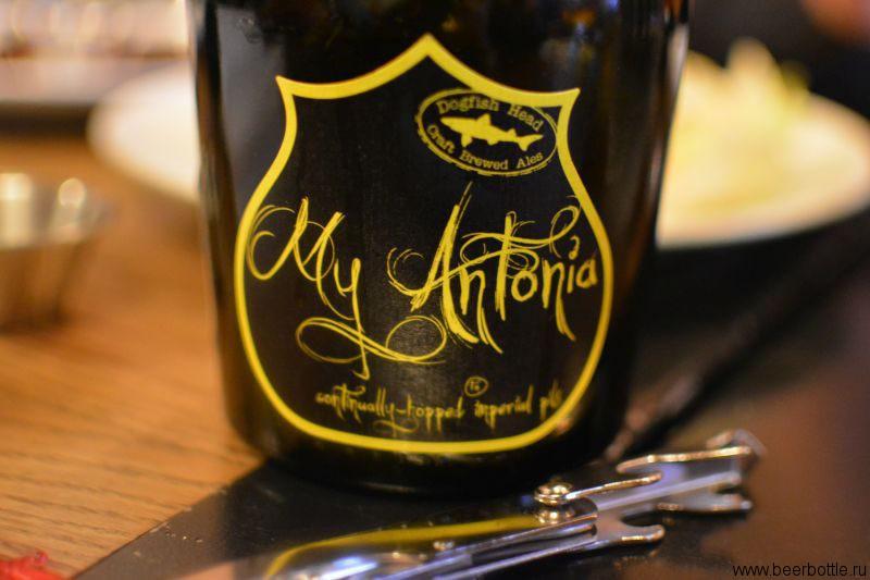 Пиво Birra del Borgo My Antonia