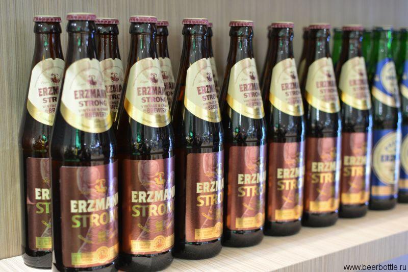 Пиво на Продэкспо 2017