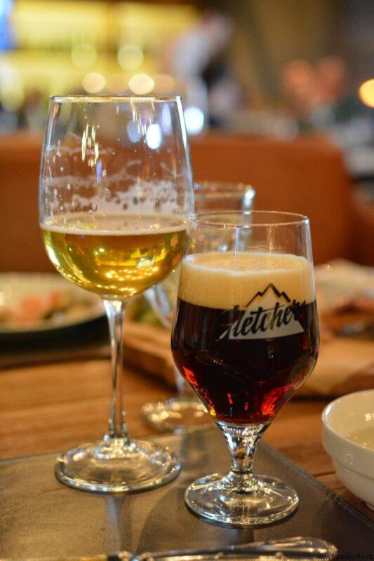 Пиво Gletcher