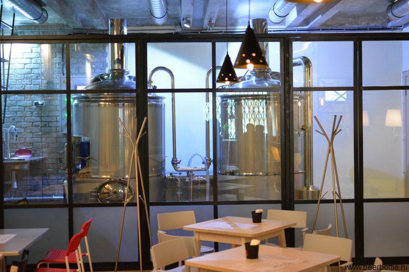 Пивоарня 68 Пауза